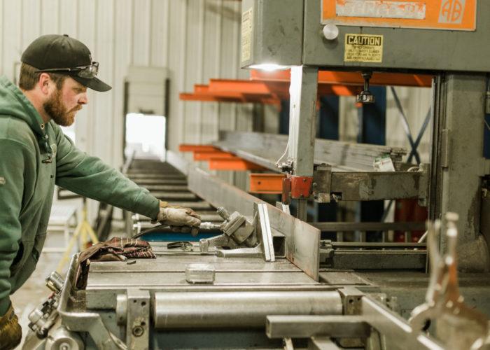 Custom Ii Manufacturing 7934