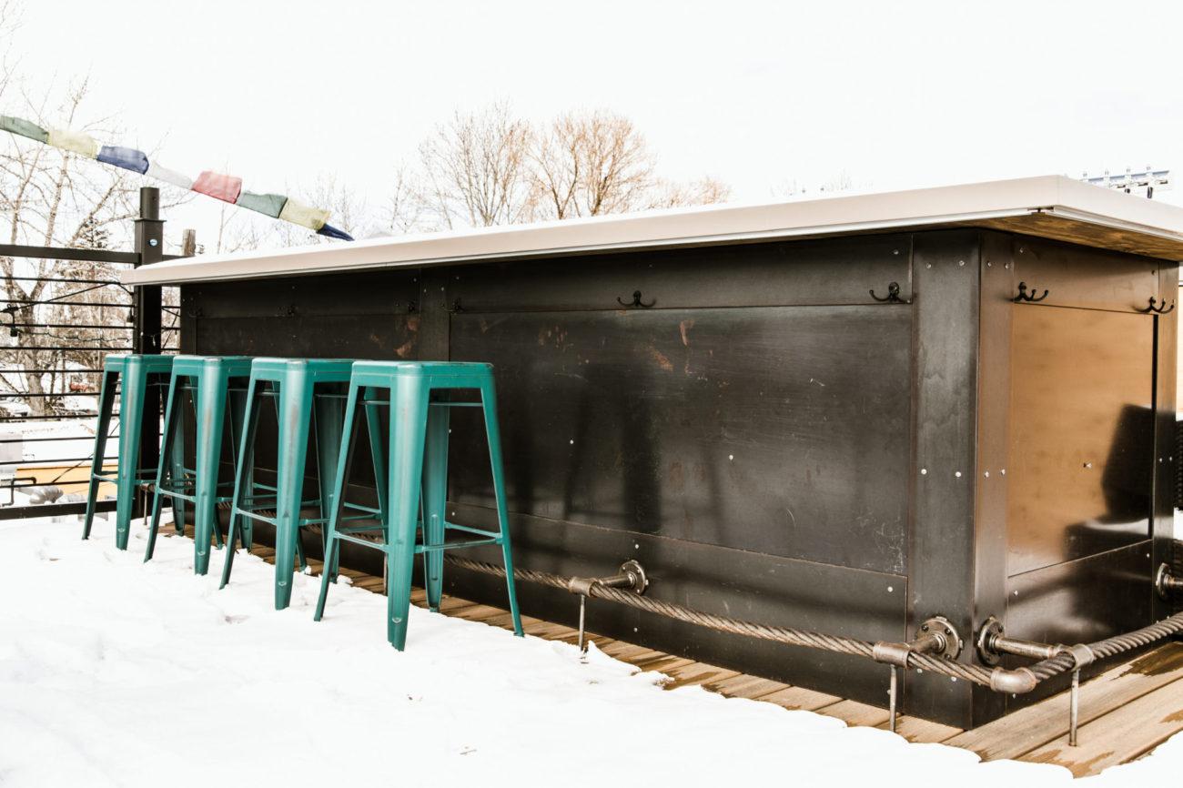 Exterior Architectural Metalwork Custom Ii Manufacturing